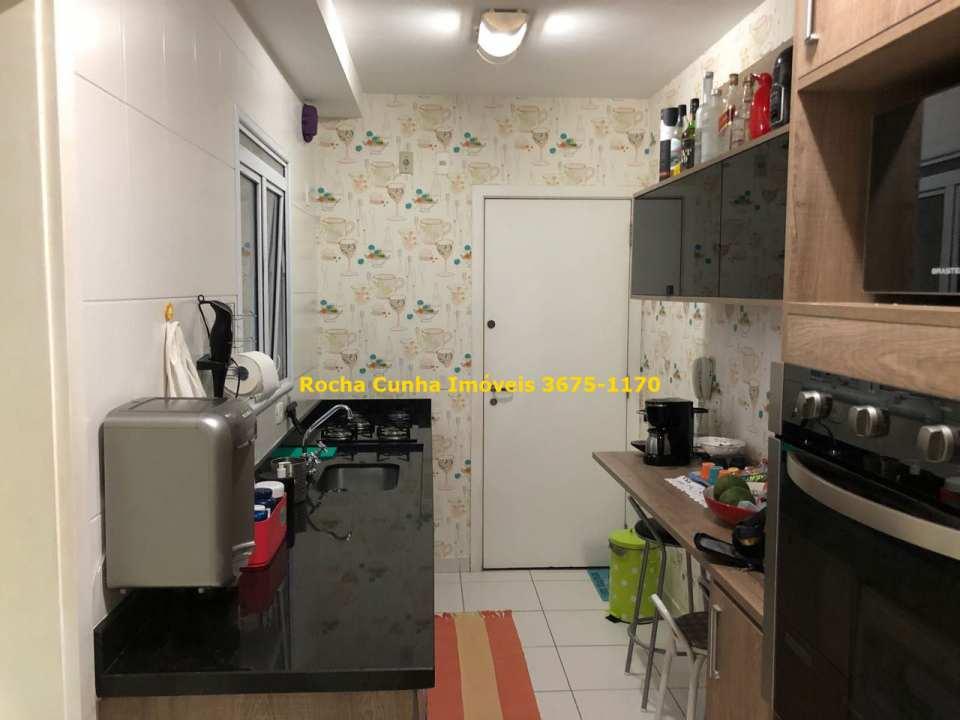 Apartamento Para Alugar - Várzea da Barra Funda - São Paulo - SP - LOCA0456 - 5