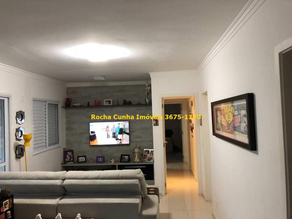 Apartamento Para Alugar - Várzea da Barra Funda - São Paulo - SP - LOCA0456 - 8