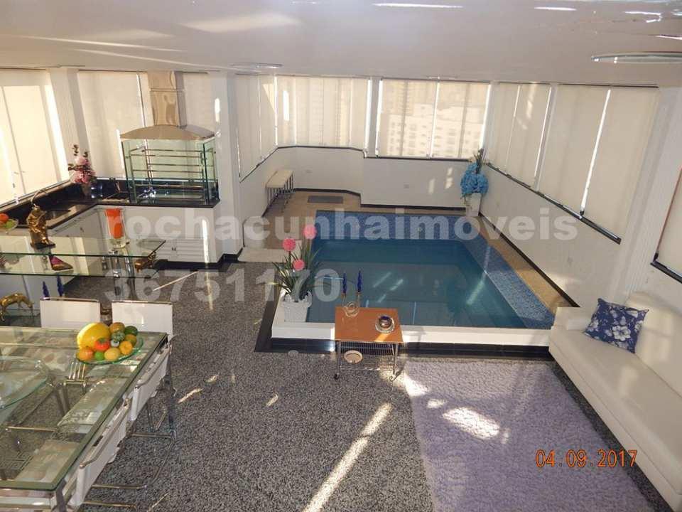 Cobertura Para Venda ou Aluguel - Perdizes - São Paulo - SP - COBE0001 - 1