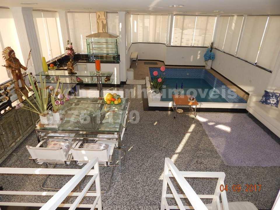 Cobertura Para Venda ou Aluguel - Perdizes - São Paulo - SP - COBE0001 - 21