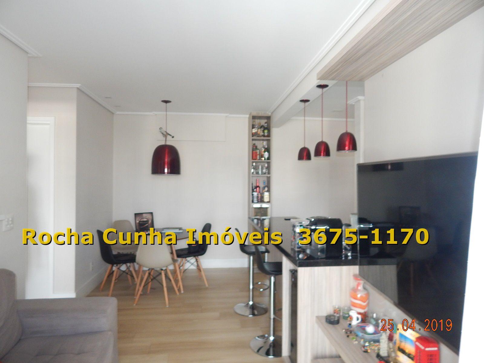 Apartamento À Venda - Várzea da Barra Funda - São Paulo - SP - VD0500 - 1