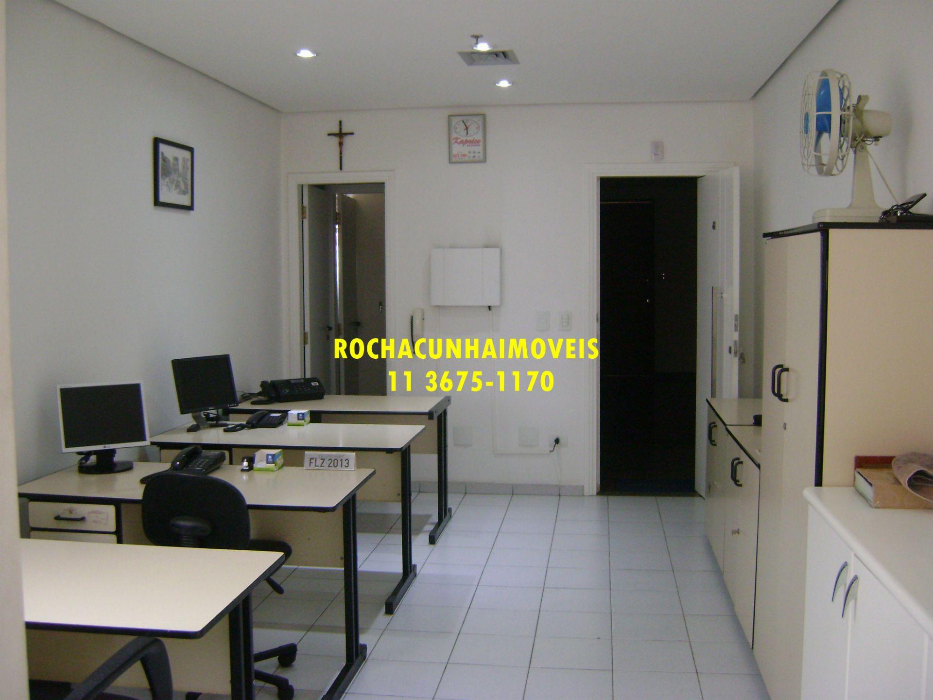 Sala Comercial Para Alugar - Água Branca - São Paulo - SP - SALALO653 - 2