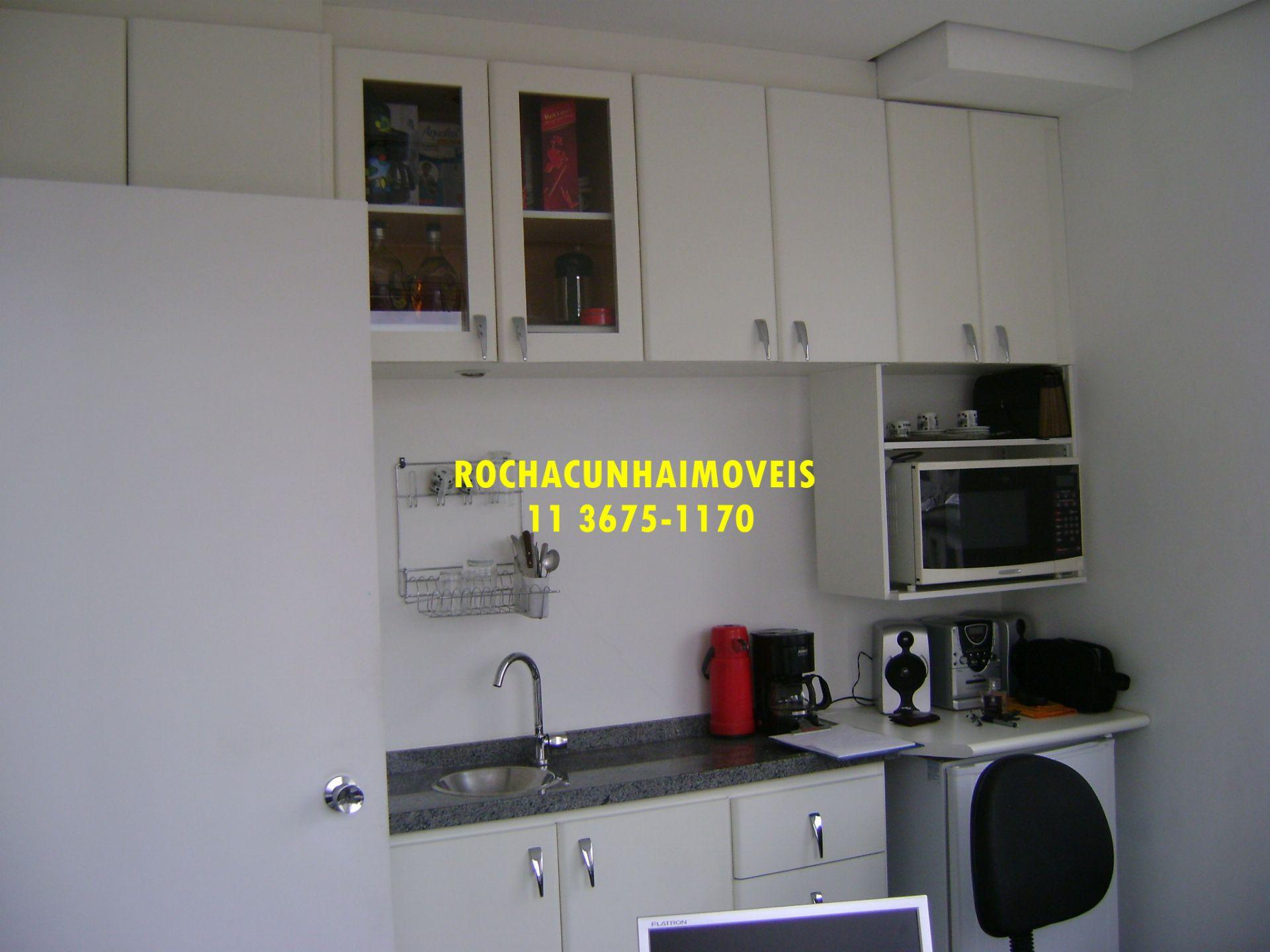 Sala Comercial Para Alugar - Água Branca - São Paulo - SP - SALALO653 - 3