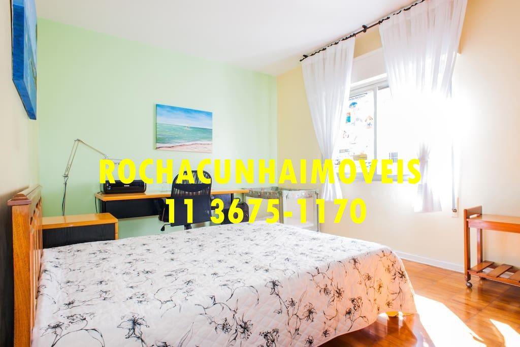 Apartamento Para Alugar - Santa Cecília - São Paulo - SP - LOCA0018 - 1