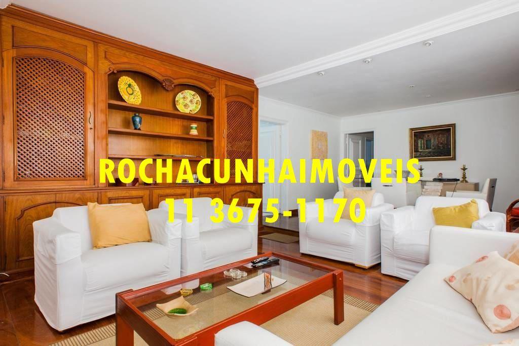 Apartamento Para Alugar - Santa Cecília - São Paulo - SP - LOCA0018 - 4