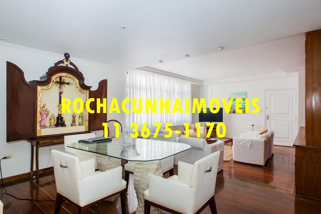 Apartamento Para Alugar - Santa Cecília - São Paulo - SP - LOCA0018 - 5