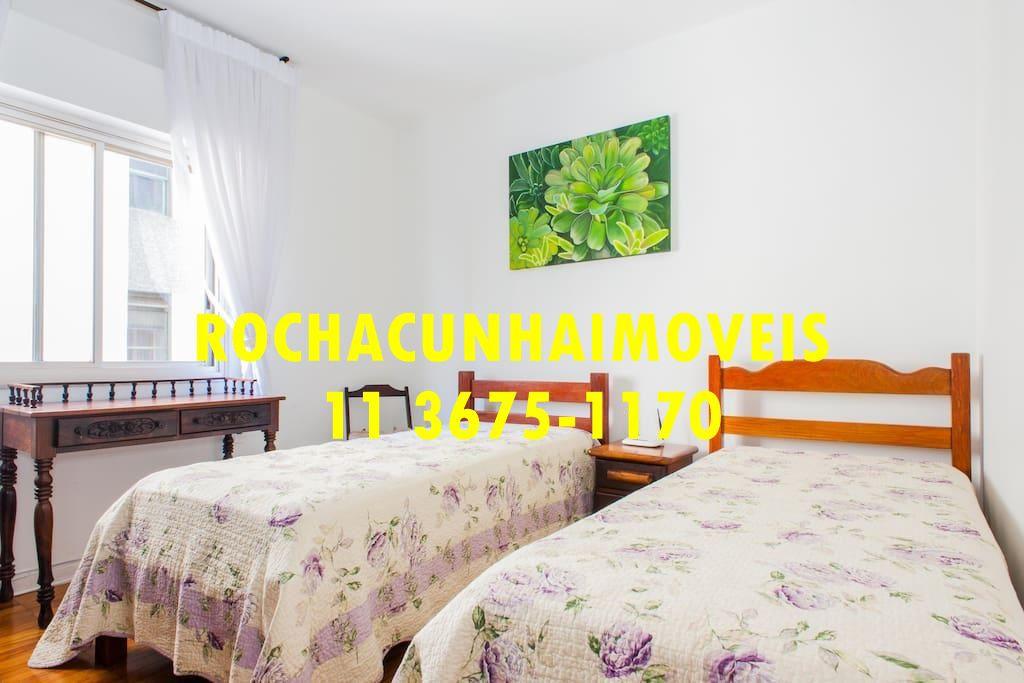 Apartamento Para Alugar - Santa Cecília - São Paulo - SP - LOCA0018 - 6