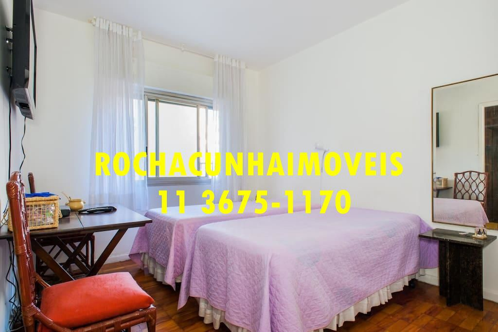 Apartamento Para Alugar - Santa Cecília - São Paulo - SP - LOCA0018 - 7