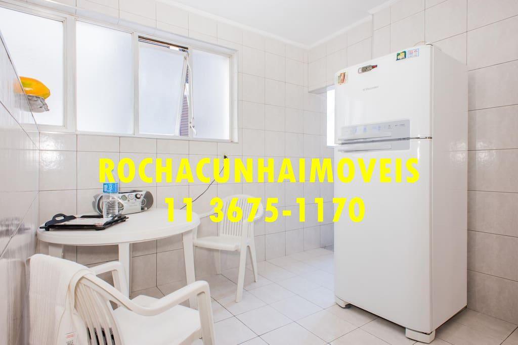 Apartamento Para Alugar - Santa Cecília - São Paulo - SP - LOCA0018 - 9