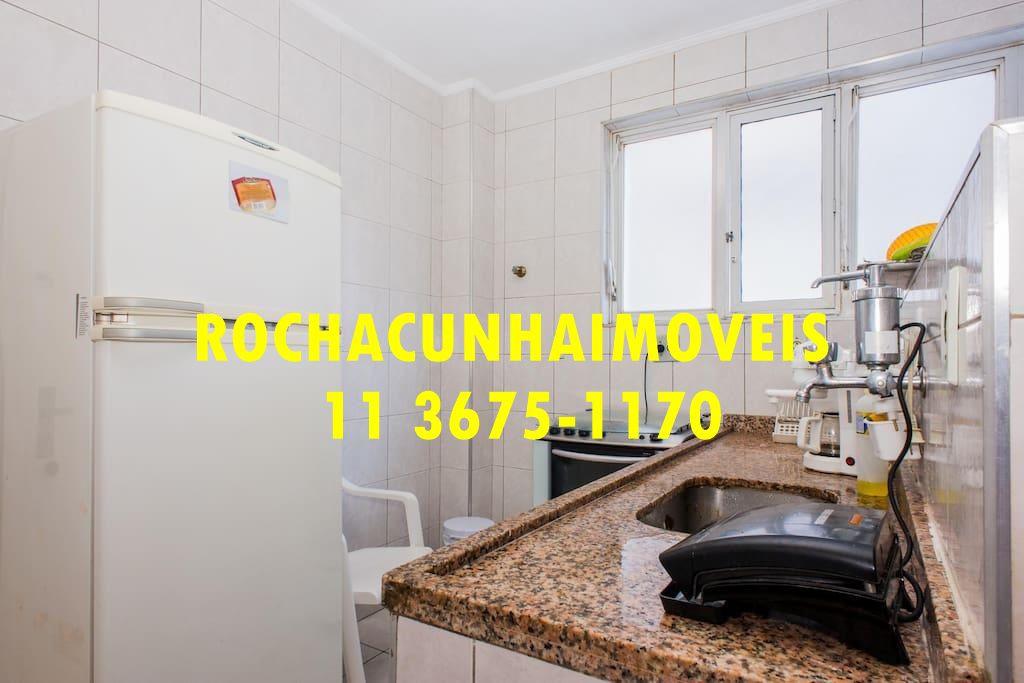 Apartamento Para Alugar - Santa Cecília - São Paulo - SP - LOCA0018 - 10