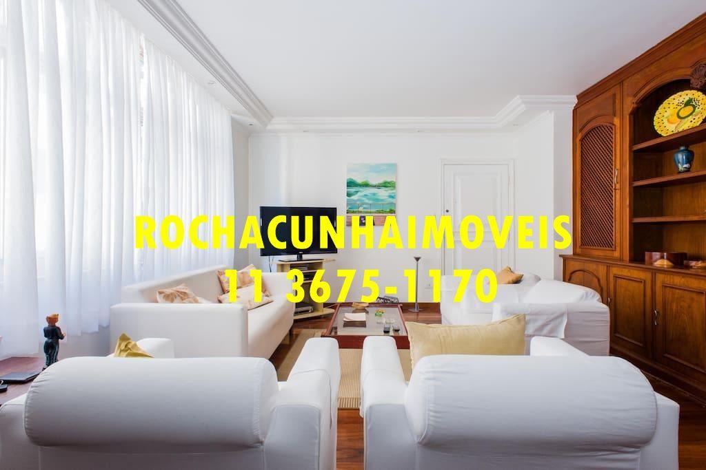 Apartamento Para Alugar - Santa Cecília - São Paulo - SP - LOCA0018 - 12