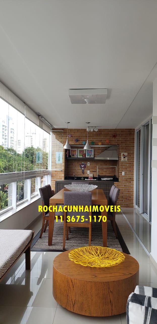 Apartamento 3 quartos para venda e aluguel São Paulo,SP - R$ 2.300.000 - VELO0103 - 1