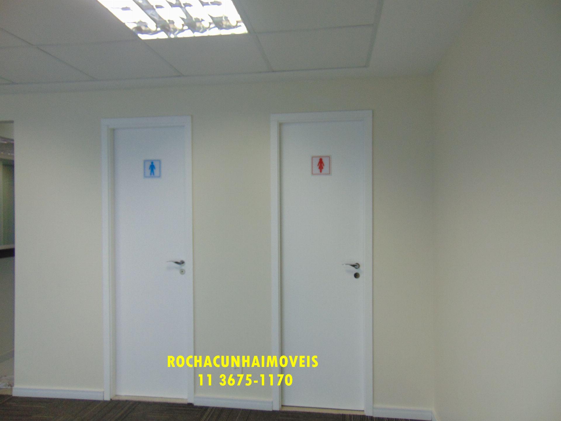 Sala Comercial Para Alugar - Vila Pompéia - São Paulo - SP - SALA0005 - 3