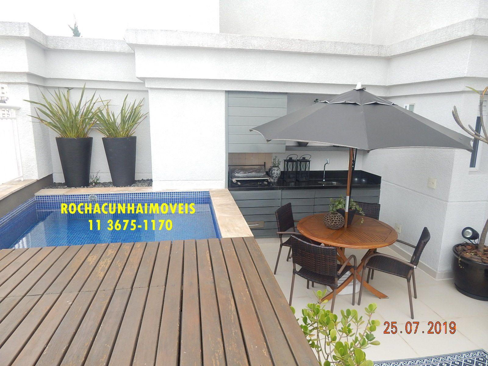 Cobertura Perdizes, São Paulo, SP À Venda, 3 Quartos, 187m² - VENDA1919 - 2