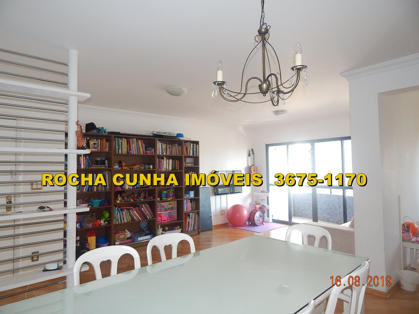Apartamento Para Alugar - Perdizes - São Paulo - SP - LOCA330 - 21