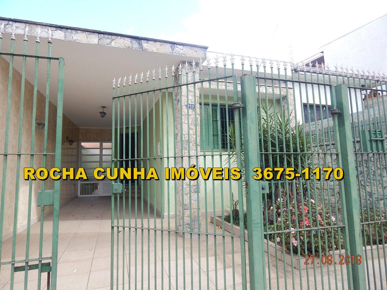 Casa Para Alugar - Sumaré - São Paulo - SP - CASA859 - 1