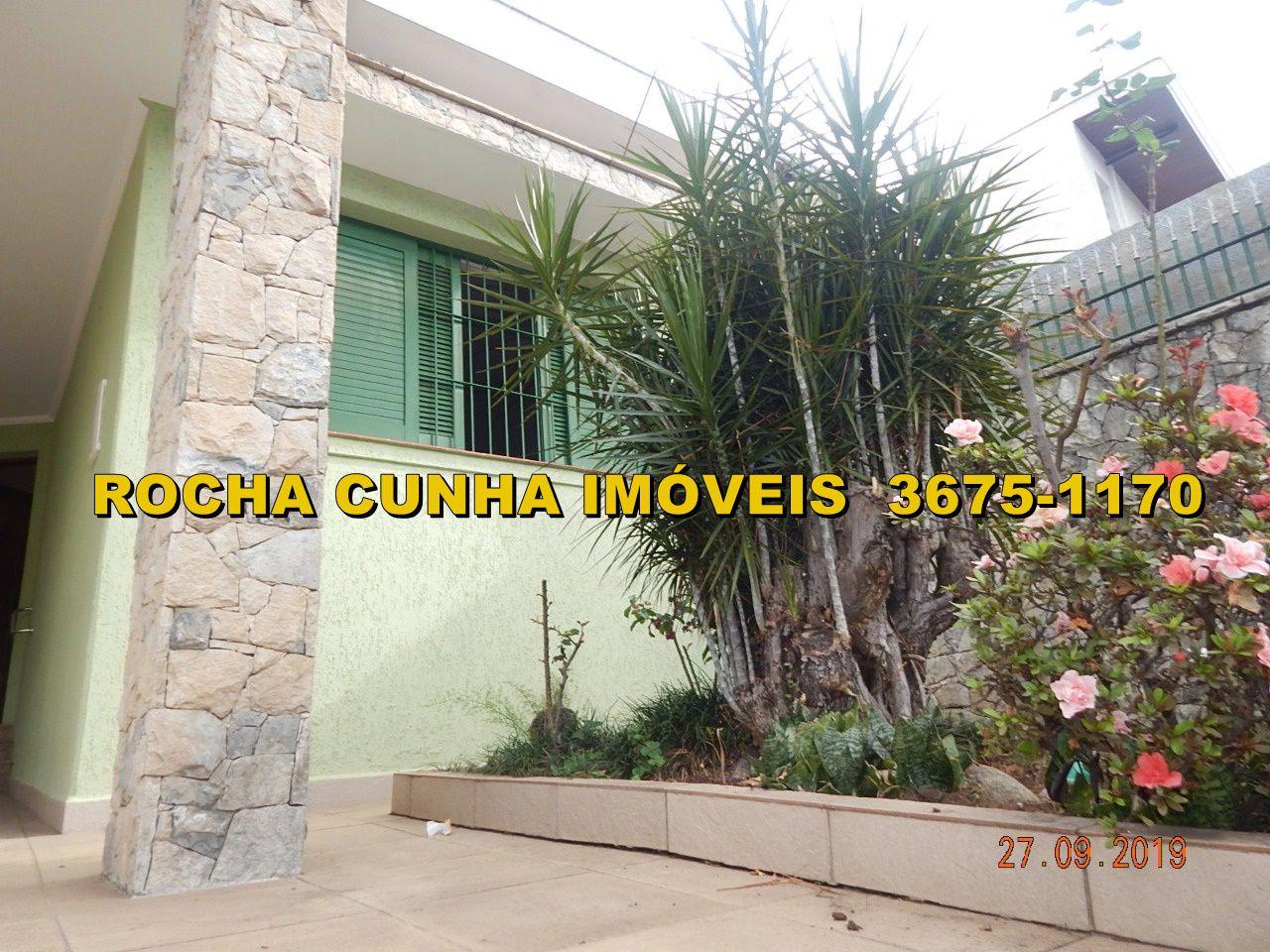 Casa Para Alugar - Sumaré - São Paulo - SP - CASA859 - 2