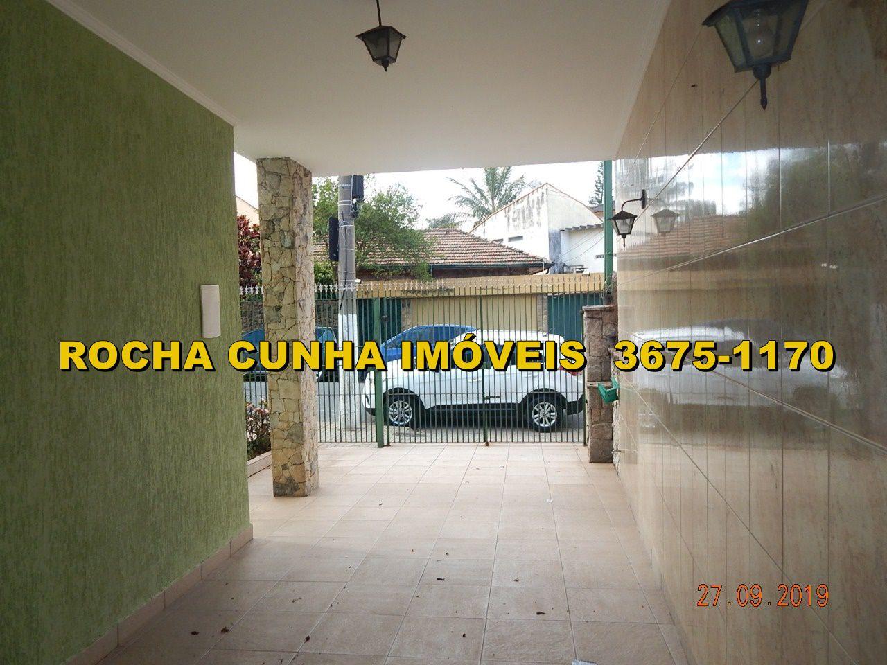 Casa Para Alugar - Sumaré - São Paulo - SP - CASA859 - 4