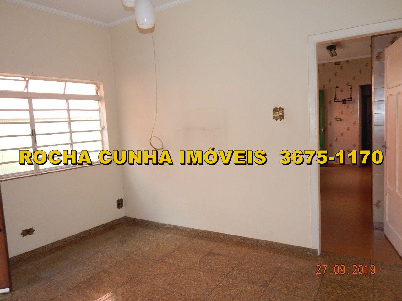 Casa Para Alugar - Sumaré - São Paulo - SP - CASA859 - 6