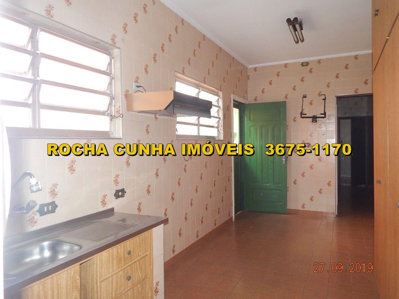 Casa Para Alugar - Sumaré - São Paulo - SP - CASA859 - 9