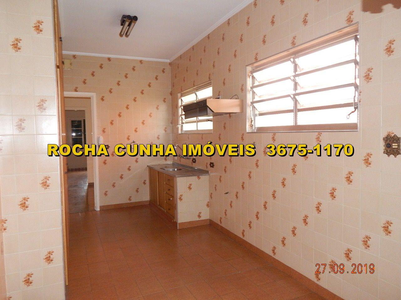 Casa Para Alugar - Sumaré - São Paulo - SP - CASA859 - 13