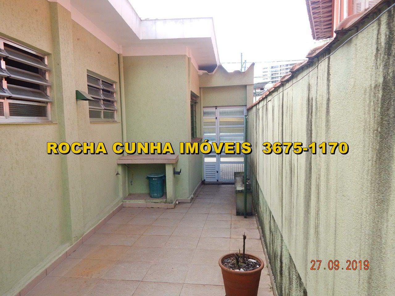 Casa Para Alugar - Sumaré - São Paulo - SP - CASA859 - 17