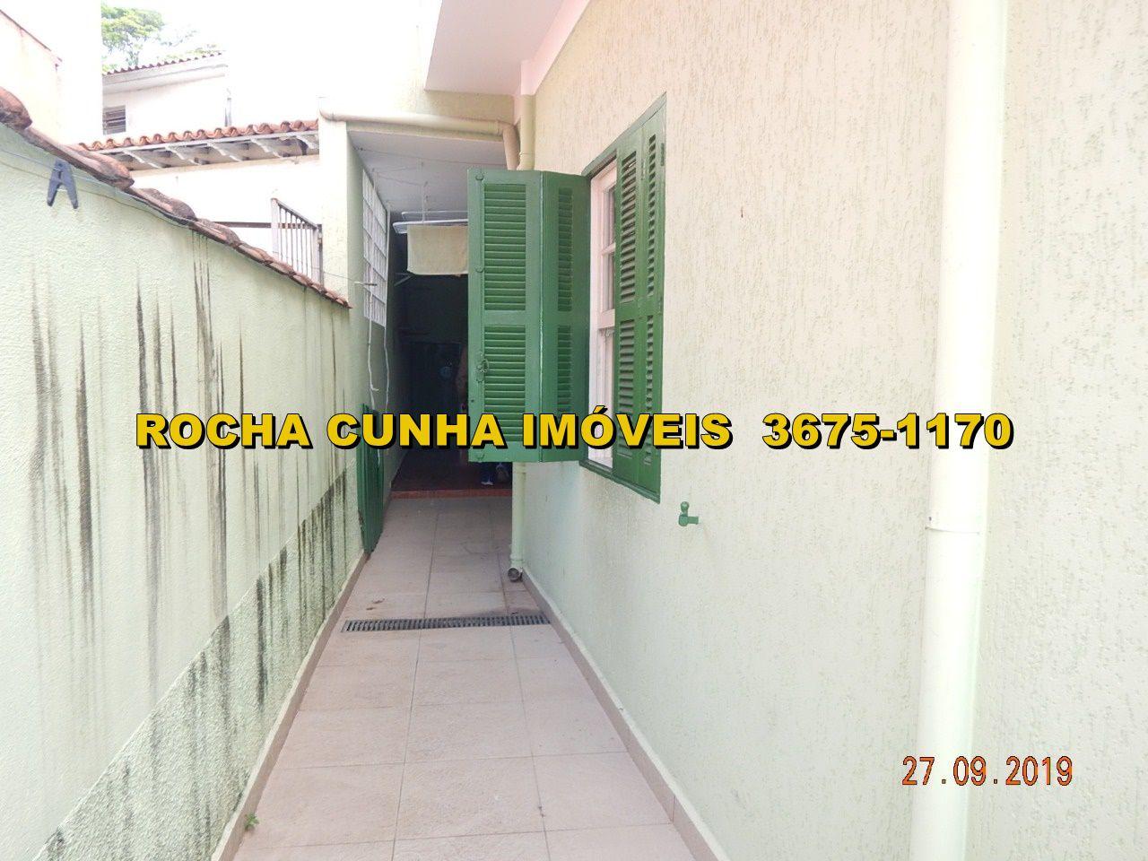 Casa Para Alugar - Sumaré - São Paulo - SP - CASA859 - 21