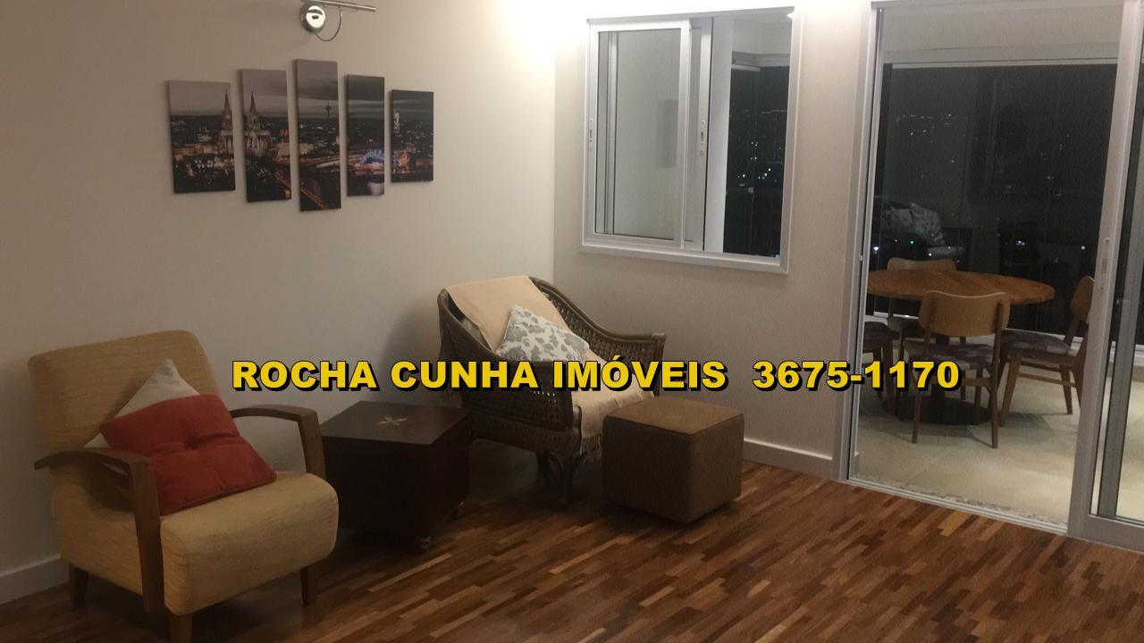 Apartamento Para Alugar - Vila Romana - São Paulo - SP - LOCACAO002 - 16