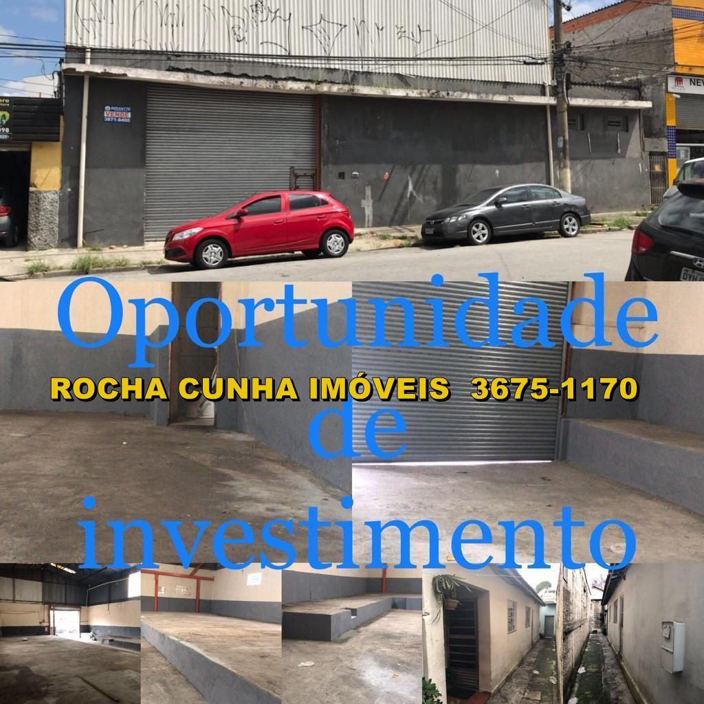 Galpão À Venda - Vila Dionisia - São Paulo - SP - GALPAO0002 - 1