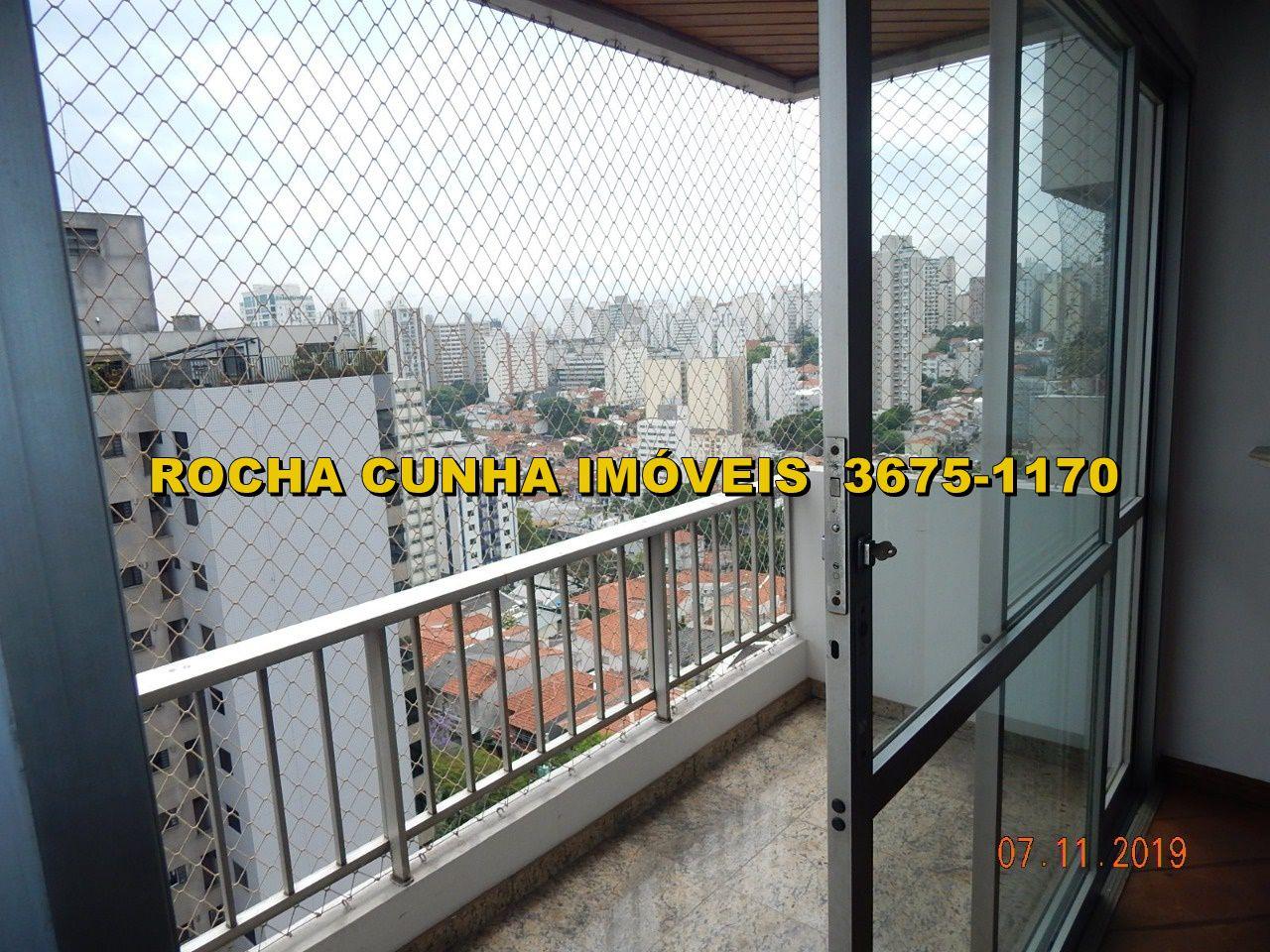 Apartamento Para Alugar - Perdizes - São Paulo - SP - CAMPE142 - 20