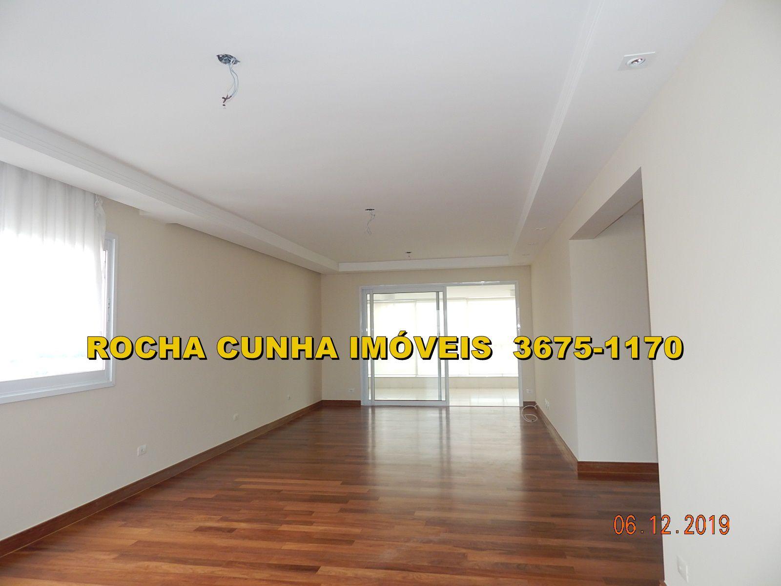 Apartamento Vila Pompéia, São Paulo, SP Para Alugar, 4 Quartos, 220m² - LOCACAO0907 - 1