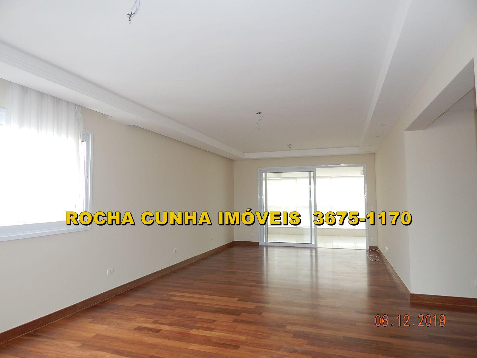 Apartamento Vila Pompéia, São Paulo, SP Para Alugar, 4 Quartos, 220m² - LOCACAO0907 - 2