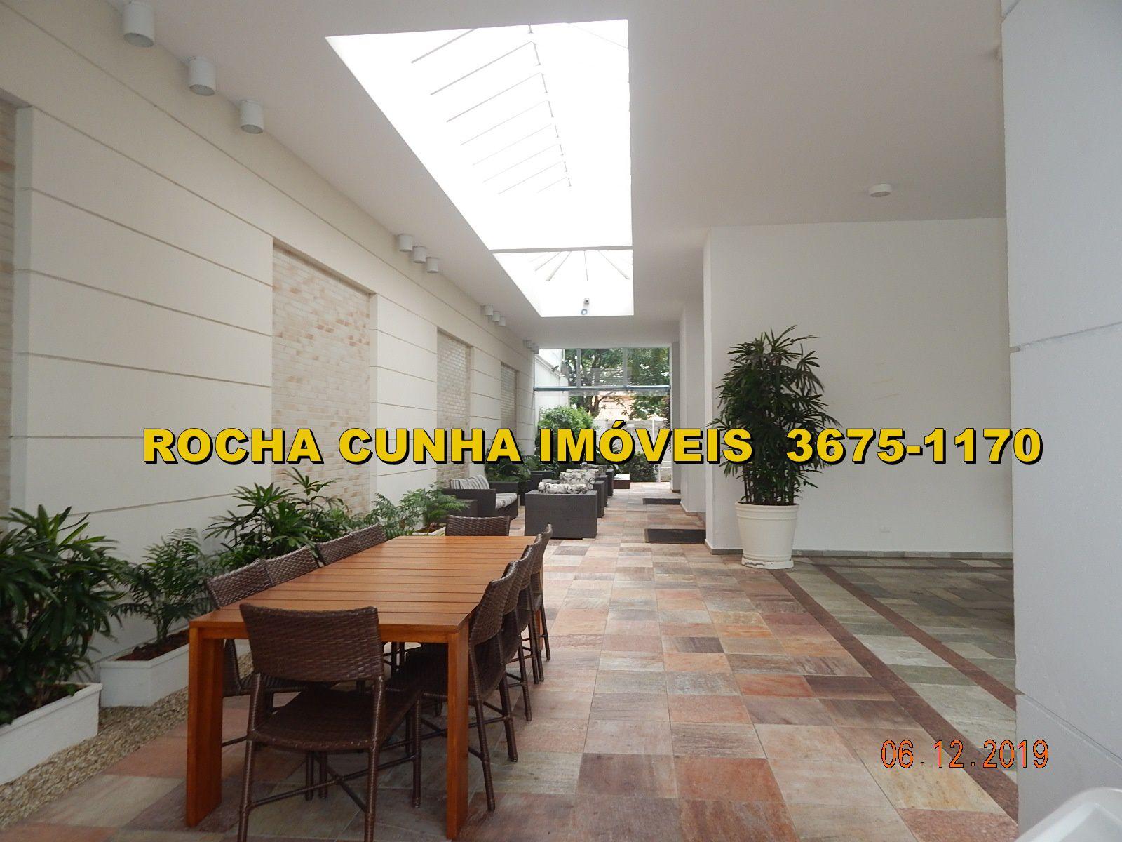 Apartamento Vila Pompéia, São Paulo, SP Para Alugar, 4 Quartos, 220m² - LOCACAO0907 - 37