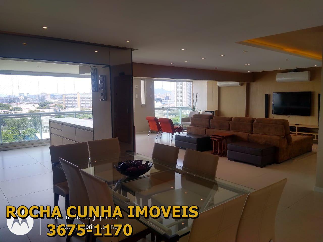 Apartamento Água Branca, São Paulo, SP Para Venda e Aluguel, 4 Quartos, 250m² - VENDA0018 - 9