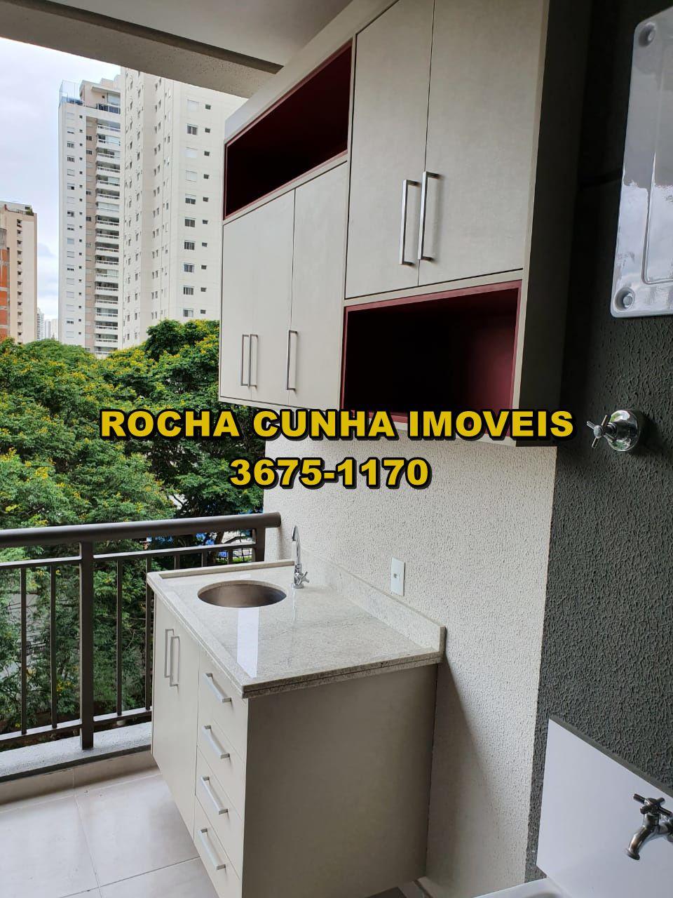 Apartamento Para Alugar - Vila Romana - São Paulo - SP - LOCACAO0020 - 17