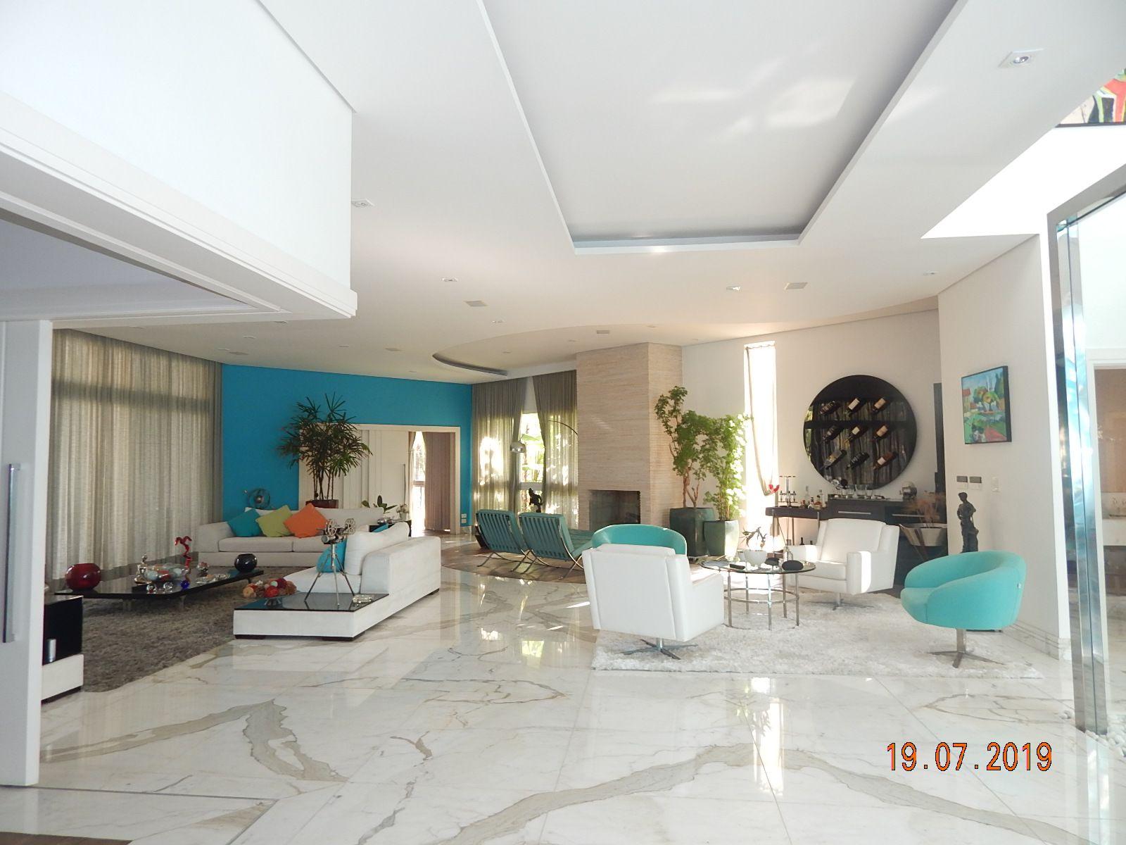 Casa em Condominio À Venda - Tamboré - Santana de Parnaíba - SP - VENDA0030 - 1