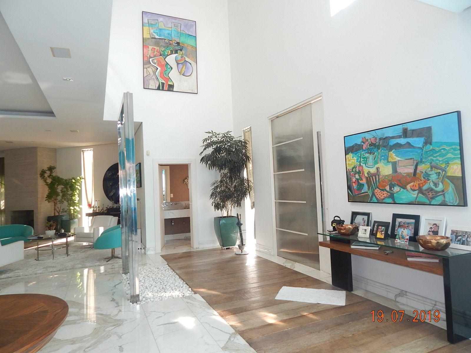 Casa em Condominio À Venda - Tamboré - Santana de Parnaíba - SP - VENDA0030 - 2