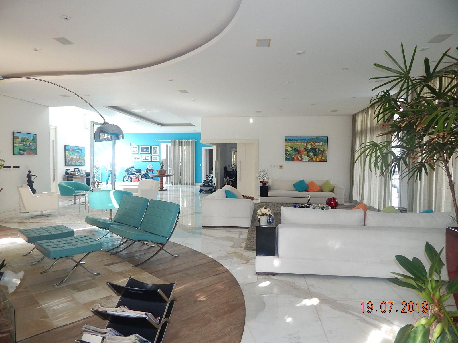 Casa em Condominio À Venda - Tamboré - Santana de Parnaíba - SP - VENDA0030 - 9