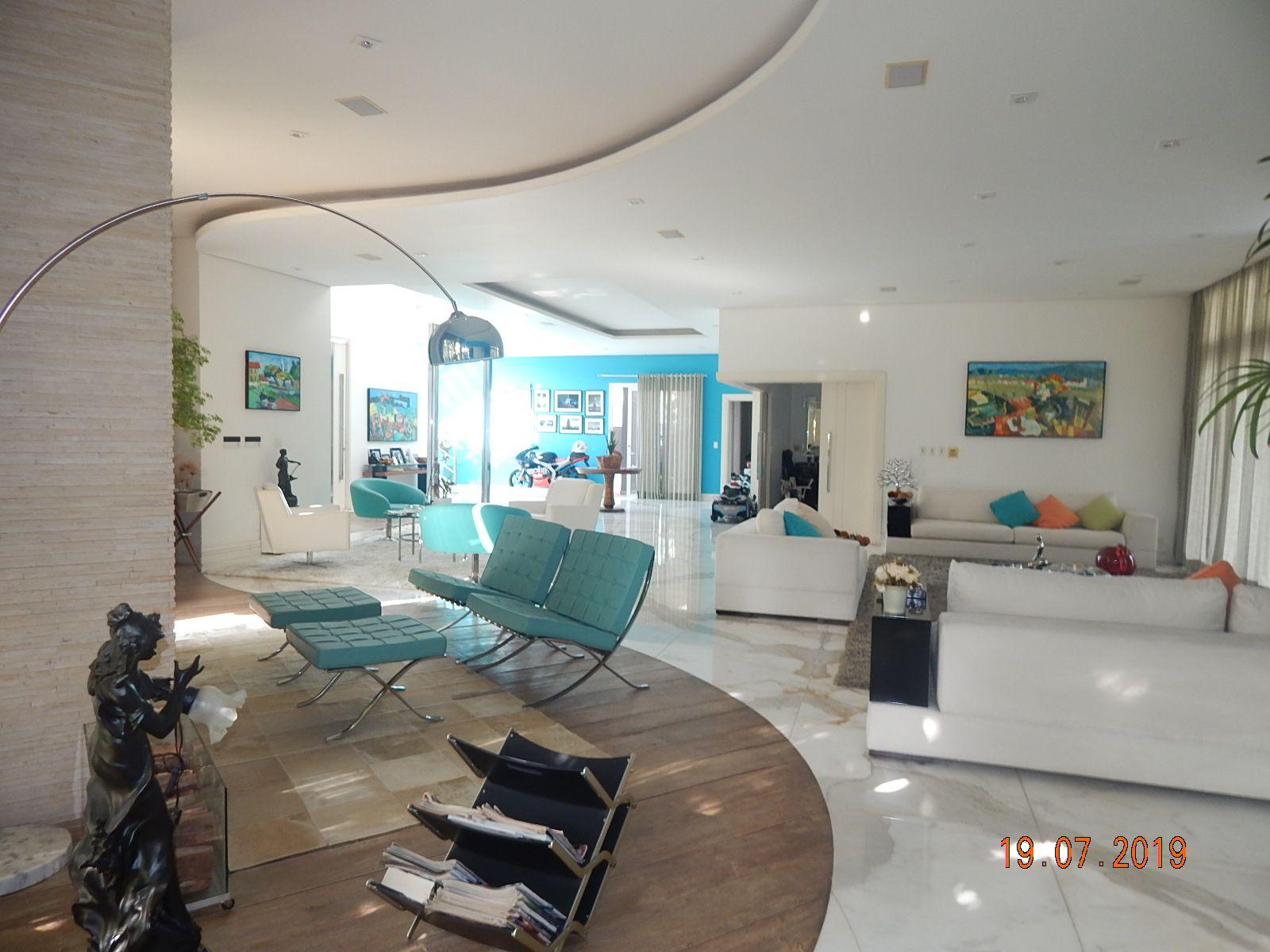 Casa em Condominio À Venda - Tamboré - Santana de Parnaíba - SP - VENDA0030 - 10