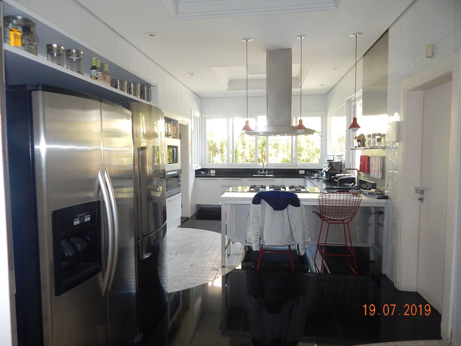Casa em Condominio À Venda - Tamboré - Santana de Parnaíba - SP - VENDA0030 - 19