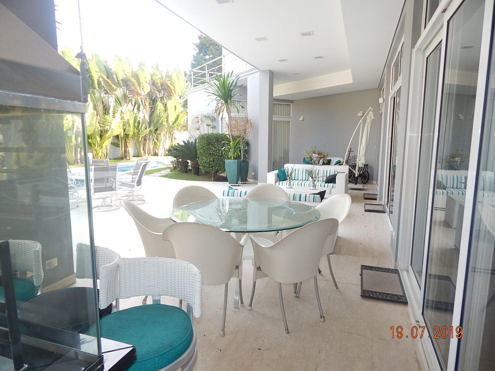 Casa em Condominio À Venda - Tamboré - Santana de Parnaíba - SP - VENDA0030 - 29
