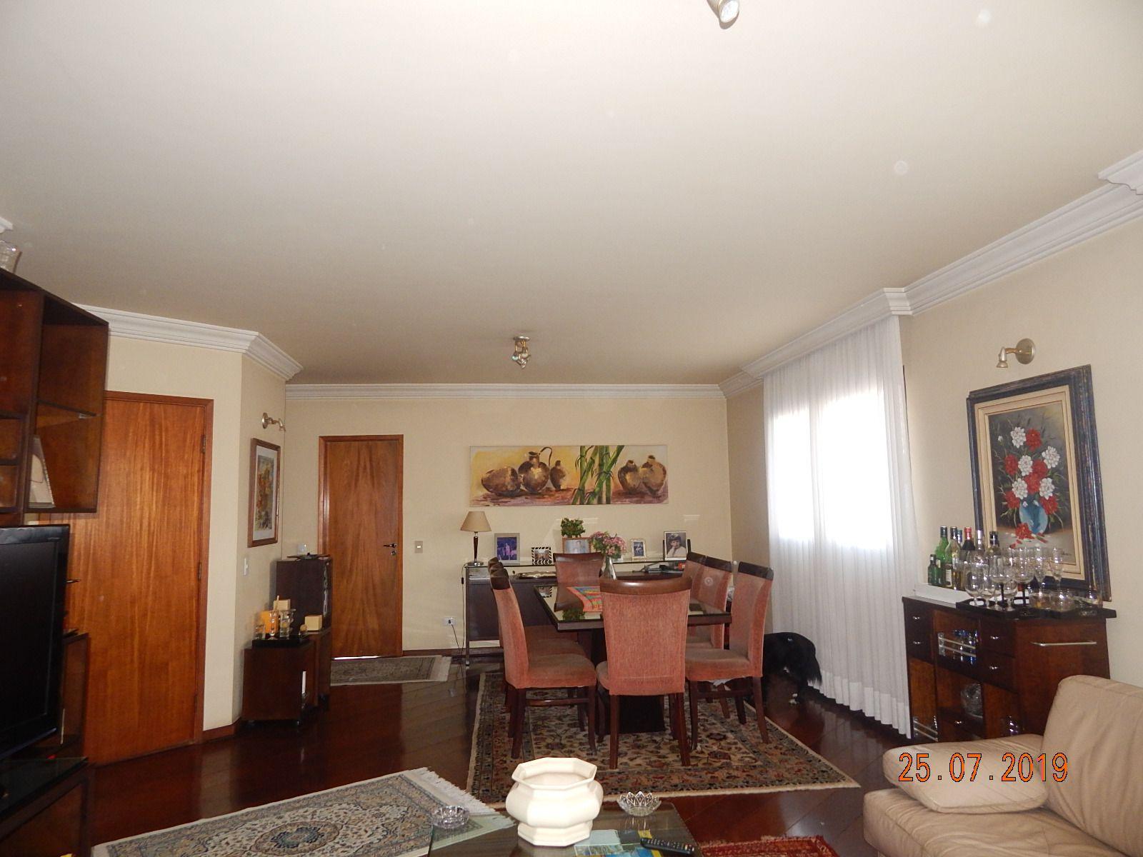 Apartamento Perdizes, São Paulo, SP Para Alugar, 4 Quartos, 173m² - LOCACAO0011 - 4