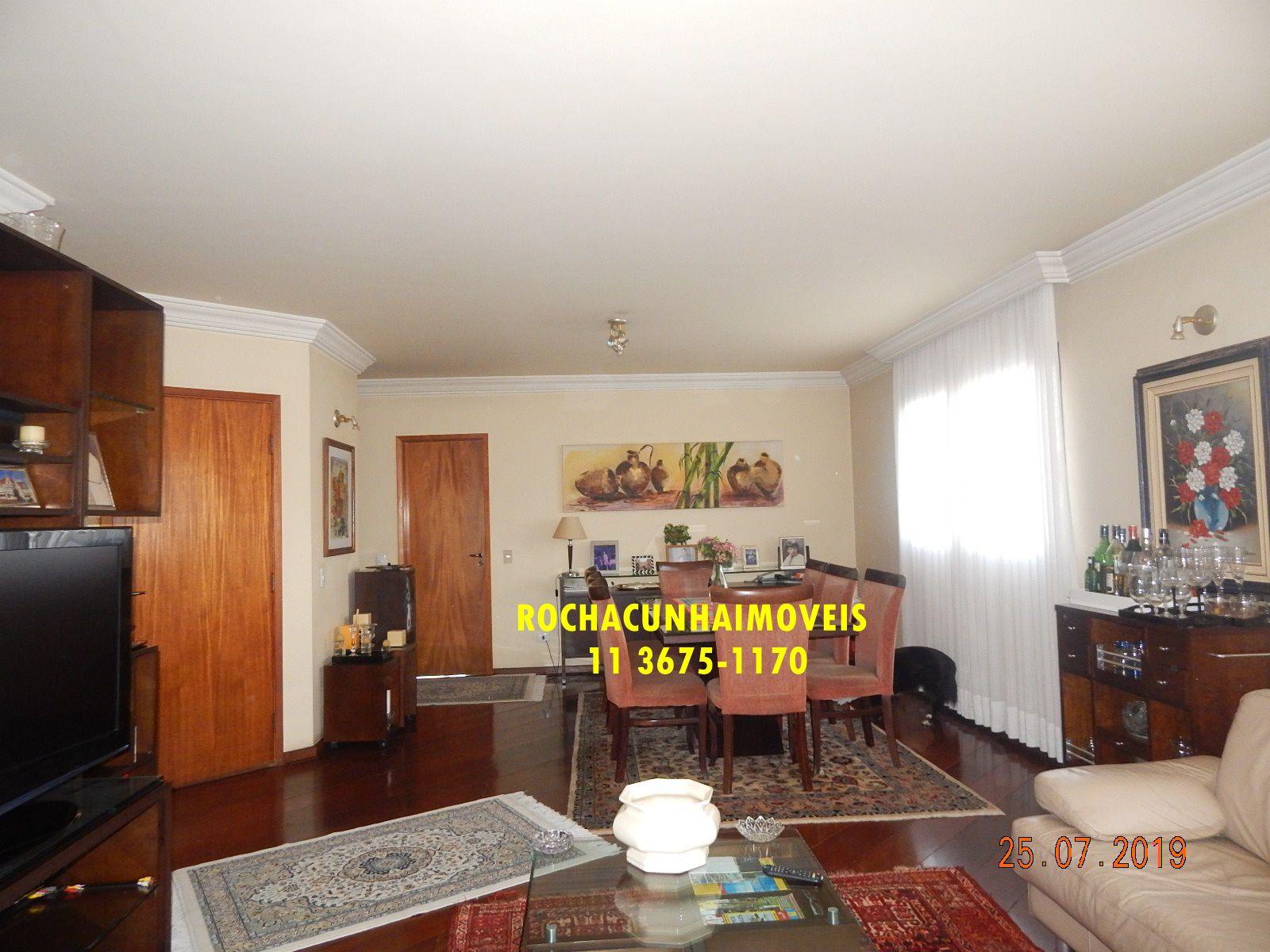 Apartamento Perdizes, São Paulo, SP Para Alugar, 4 Quartos, 173m² - LOCACAO0011 - 5