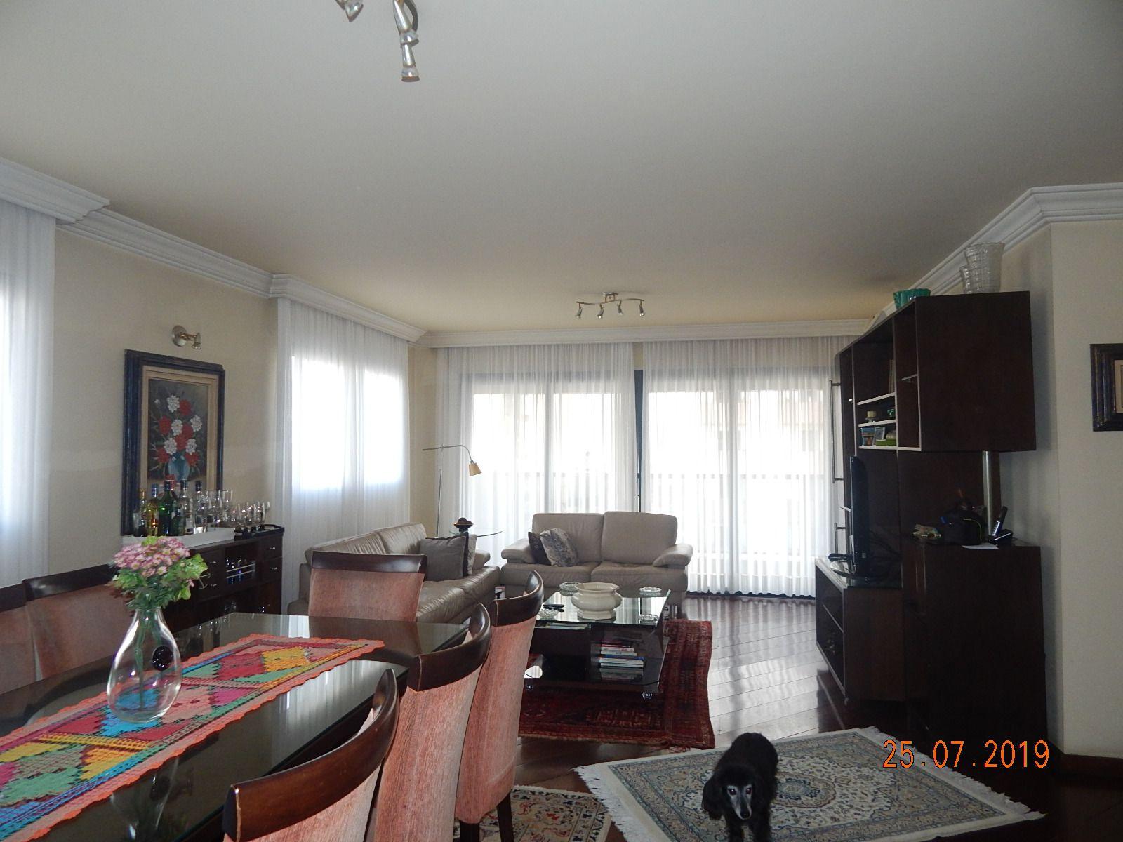 Apartamento Perdizes, São Paulo, SP Para Alugar, 4 Quartos, 173m² - LOCACAO0011 - 6