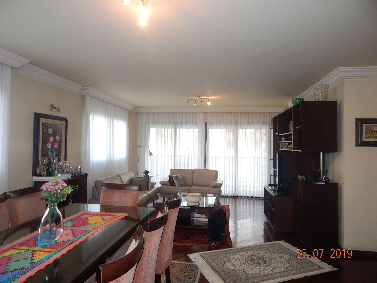 Apartamento Perdizes, São Paulo, SP Para Alugar, 4 Quartos, 173m² - LOCACAO0011 - 9