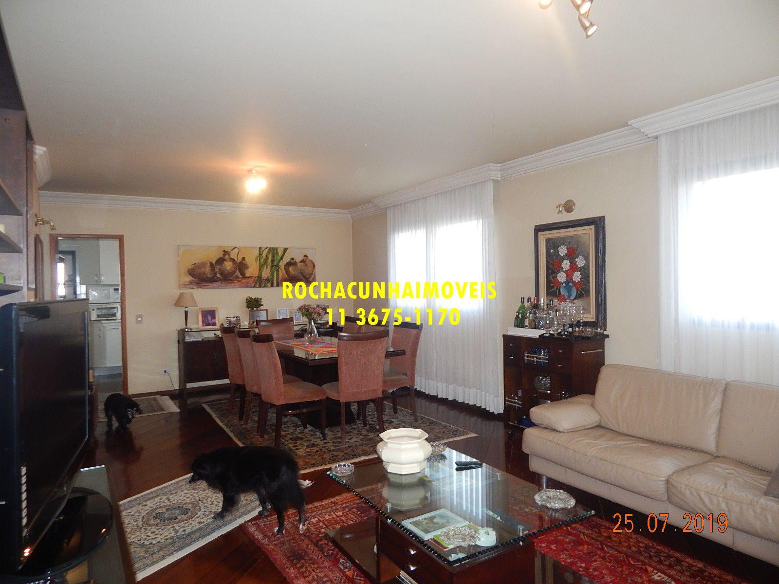 Apartamento Perdizes, São Paulo, SP Para Alugar, 4 Quartos, 173m² - LOCACAO0011 - 10