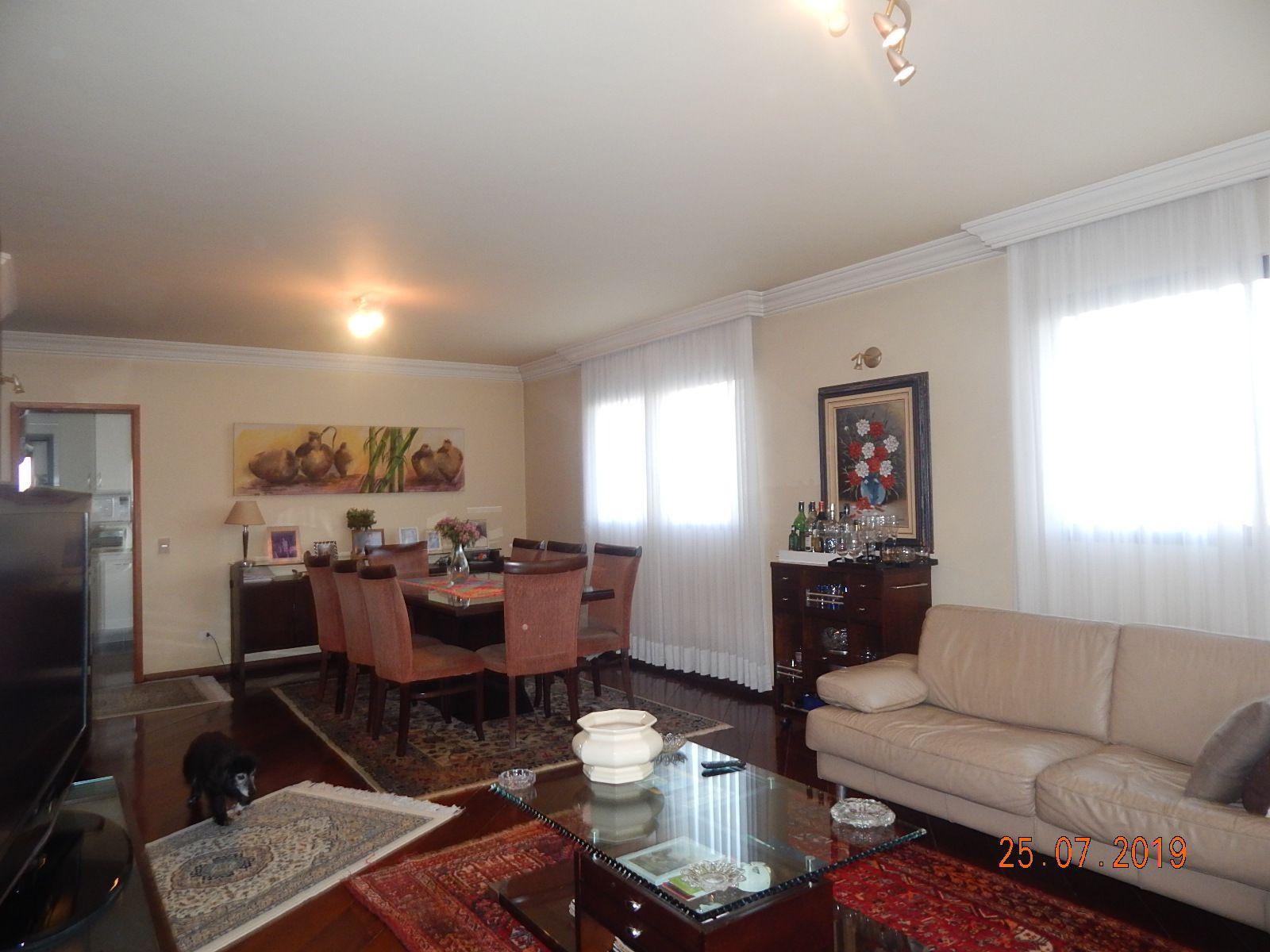 Apartamento Perdizes, São Paulo, SP Para Alugar, 4 Quartos, 173m² - LOCACAO0011 - 11