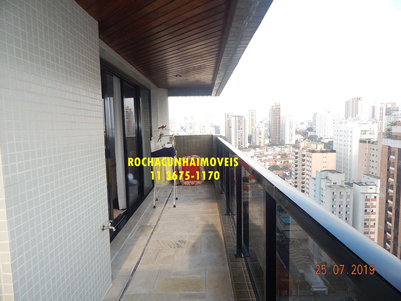 Apartamento Perdizes, São Paulo, SP Para Alugar, 4 Quartos, 173m² - LOCACAO0011 - 12