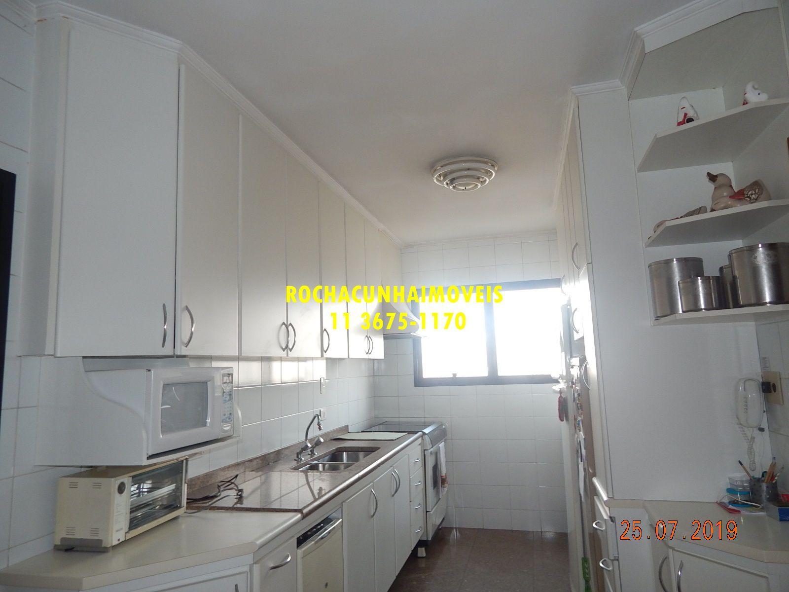 Apartamento Perdizes, São Paulo, SP Para Alugar, 4 Quartos, 173m² - LOCACAO0011 - 17