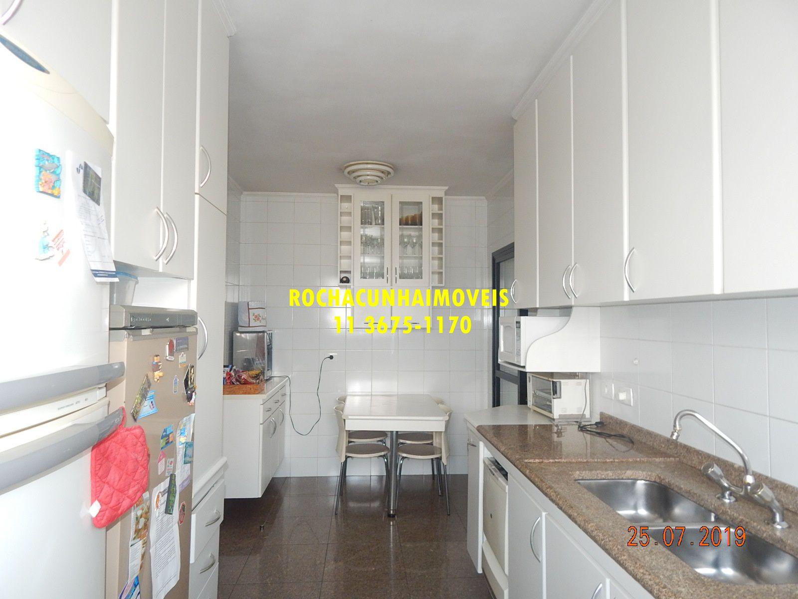 Apartamento Perdizes, São Paulo, SP Para Alugar, 4 Quartos, 173m² - LOCACAO0011 - 19